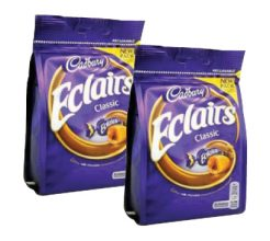 Cadbury Eclairs image.