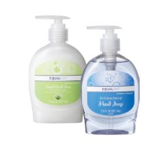 Equaline Liquid Hand Soap image.