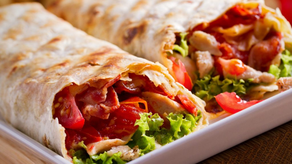 Fosters IGA-Back to School-Quick Lunch Recipes-Recipes-Taco Wraps