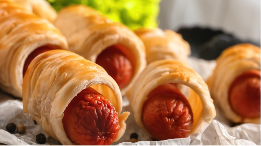 Fosters IGA-Back to School-Quick Lunch Recipes-Recipes-Pigs in a Blanket