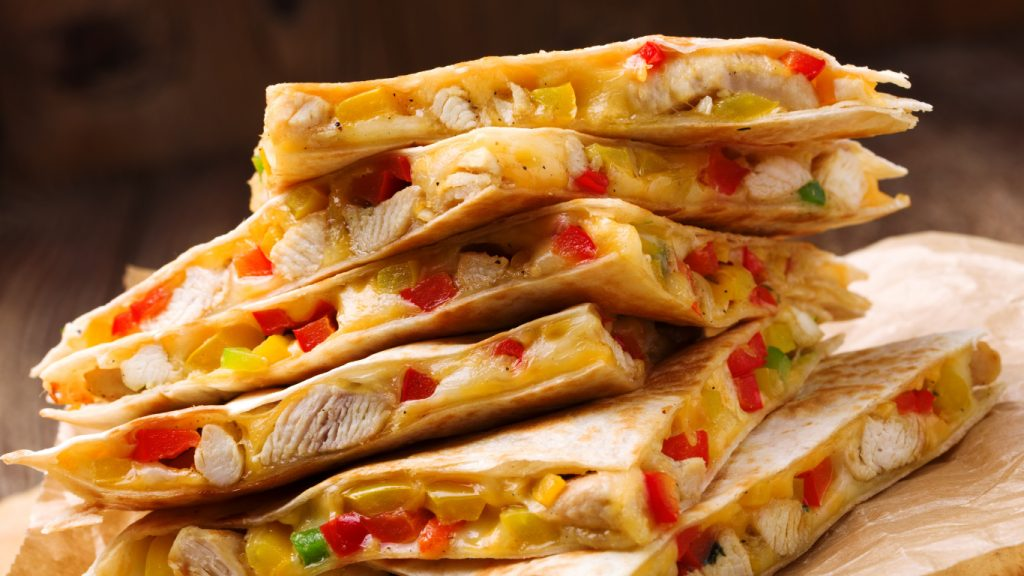 Fosters IGA-Back to School-Quick Lunch Recipes-Recipes-Chicken Quesadillas