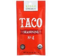 Riega Organic Taco Seasoning image