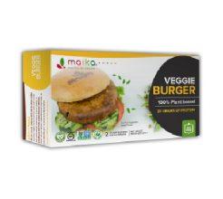 Maika Plant-Based Burger image