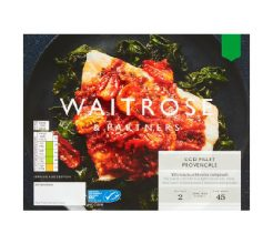 Waitrose & Partners frozen meal image