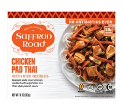 Saffron Road frozen meal image