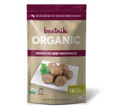 Beetnik Organic Meatball image