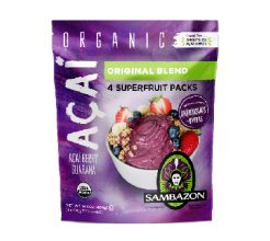 Sambazon Acai Superfruit Packs image