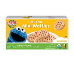 Earth's Best Mini Waffles image