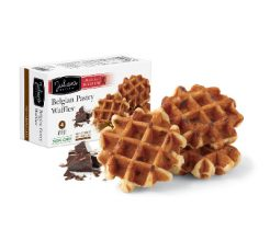 Julian's Recipe Belgian Pastry Waffles image