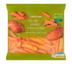 Waitrose Sweet Potato Oven Chips image