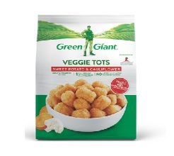 Green Giant Veggie Tots Sweet Potato & Cauliflower image
