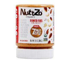 Nuttzo Peanut Pro Crunchy image
