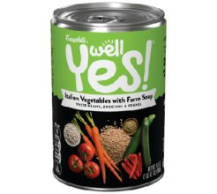 Campbell's Well Yes! Soup image