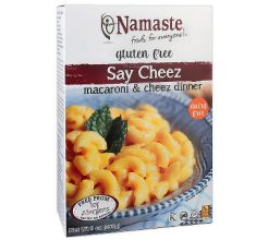 Namaste Say Cheez Macaroni & Cheez image
