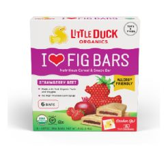 Little Duck Organics Fig Bars image