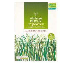 Waitrose Duchy Organic Oats image