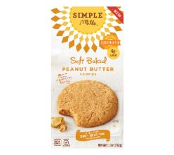 Simple Mills Soft Baked Cookies image