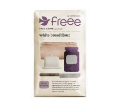 Freee by Dove Farms Gluten Free White Bread Flour image