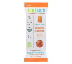 Yumearth Organic Licorice image