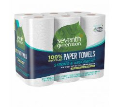 Seventh Generation 100% Recycled Paper Towels image