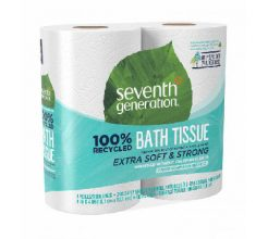 Seventh Generation 100% Recycled Bath Tissue image