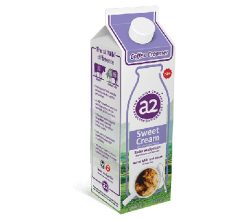 A2 Sweet Cream Coffee Creamer image