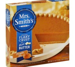 Mrs Smith's Flaky Crust Pumpkin Pie image