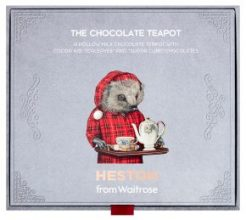 Heston from Waitrose Christmas Teapot image