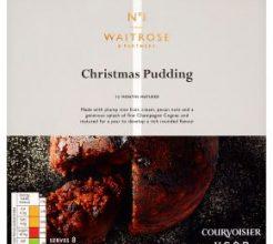 No.1 Christmas Pudding image