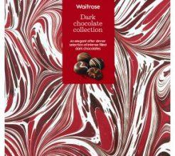 Waitrose Dark Chocolate Collection image