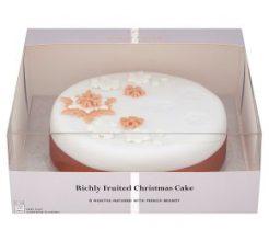Waitrose Richly Fruited Christmas Cake image