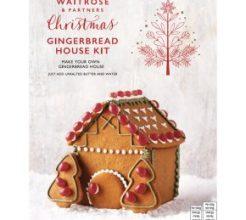 Waitrose Gingerbread House Kit image