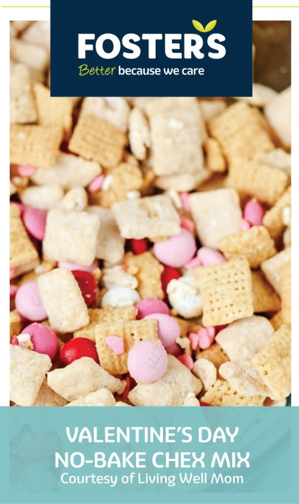 Foster's-Valentines's Day-Recipes-No-Bake-Chex-Mix