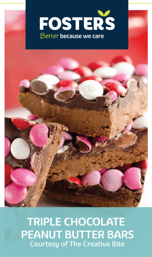 oster's-Valentines Day-RecipesPeanut-Butter-Bars