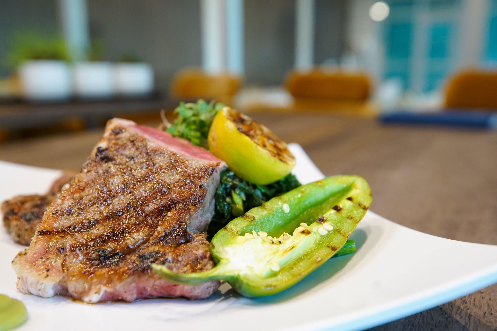 Niman Ranch NY Striploin Steak